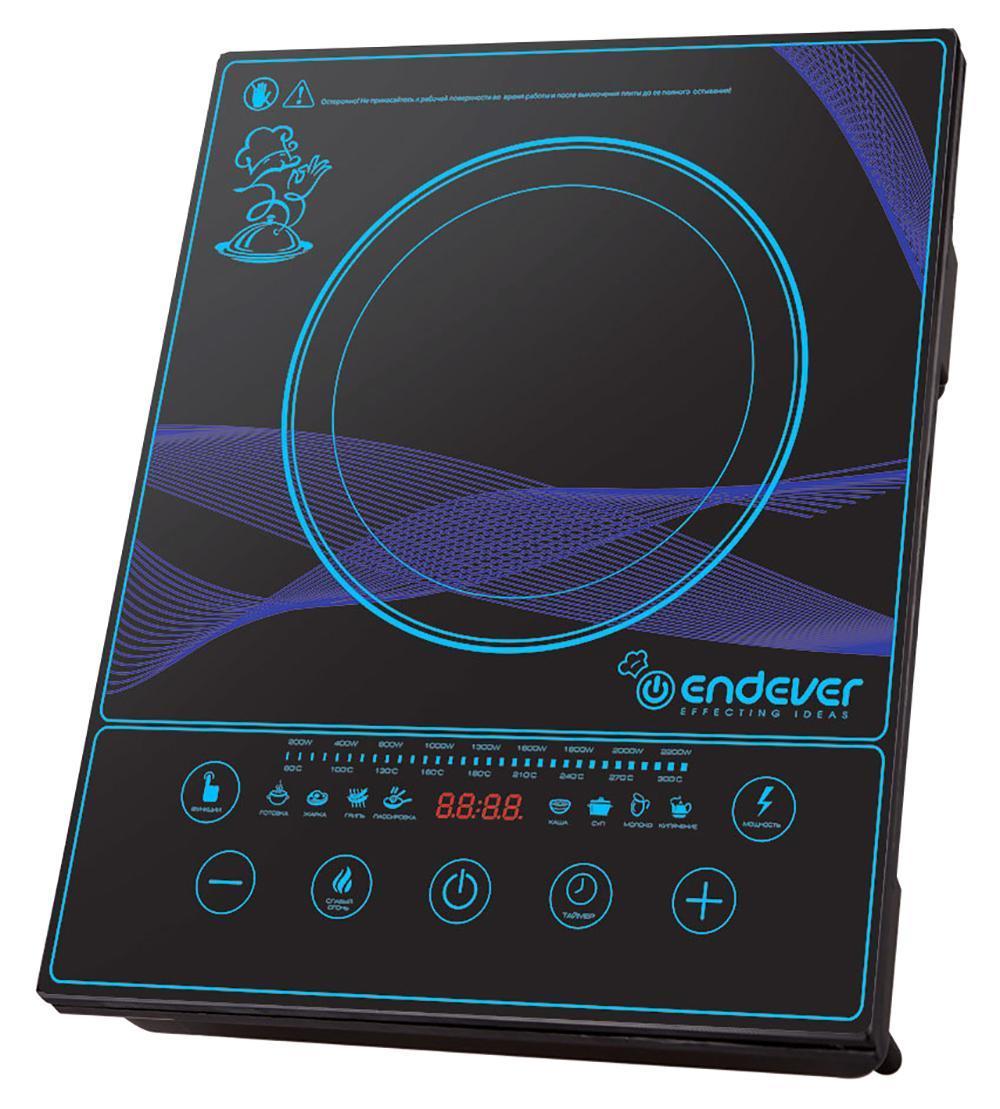 Endever IP-33 индукционная плитаIP-3333-IP Плитка индукционная Endever Skyline