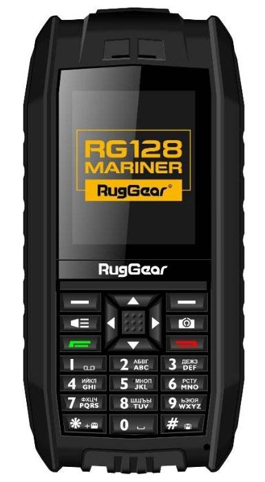 RugGear Mariner RG128, Black