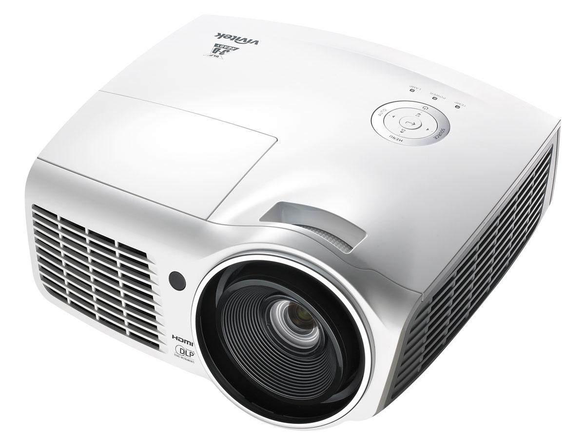 Vivitek DX864 мультимедийный проектор20180Vivitek DX864 - это высокопроизводительный мультимедийный проектор с выдающимся качеством изображения, оригинальным разрешением XGA, разнообразием интерфейсов и яркостью 3,500 ANSI Lm. Встроенный медиаплеер позволяет воспроизводить документы MS Office, фотографии, видео- и аудиофайлы без подключения к компьютеру. При подключении опционального WiFi-модуля проектор может воспроизводить контент с PC/Mac по беспроводной сети. Модель DX864 идеальна для воспроизведения любых видео- и мультимедийных приложений. Проектор совмещает в себе широкий набор функций и возможностей, высокую производительность и выдающееся соотношение цена/качество. Разрешение XGA (1024 x 768) с поддержкой разрешений до UXGA (1600 x 1200) Многообразие вариантов подключения для легкого и быстрого присоединения любых мультимедийных источников (HDMI, VGA, USB) Функция Crestron RoomView для мониторинга и управления проектором по локальной сети Закрытый оптический тракт, защищенный...