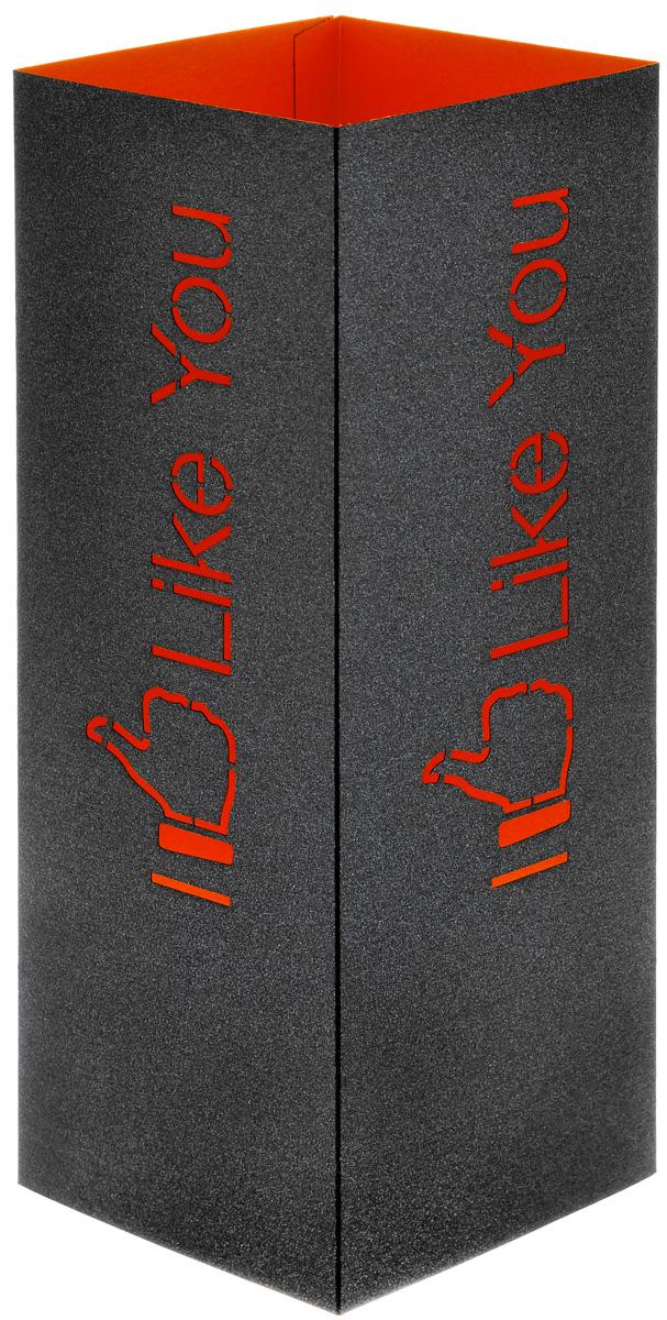 Светильник Аврора I Like You, настольный. AL-006AL-006Настольный светильник Аврора I Like You позволяет создать неповторимую игру света и тени. Изделие поставляется в разобранном виде. Для сборки не требуется инструментов и технических навыков. Светильник состоит из основания, картонного плафона с перфорацией и сетевого шнура с патроном, оснащенного переключателем. Предназначен для использования в закрытых помещениях. Рекомендуется использовать флуоресцентную лампочку мощностью не более 15 Вт и лампочку накаливания мощностью не более 11 Вт. Для чистки использовать только сухие материалы или пылесос. Размер плафона: 11 см х 11 см х 32 см. Уважаемые клиенты! Обращаем ваше внимание, что лампочка в комплект не входит.