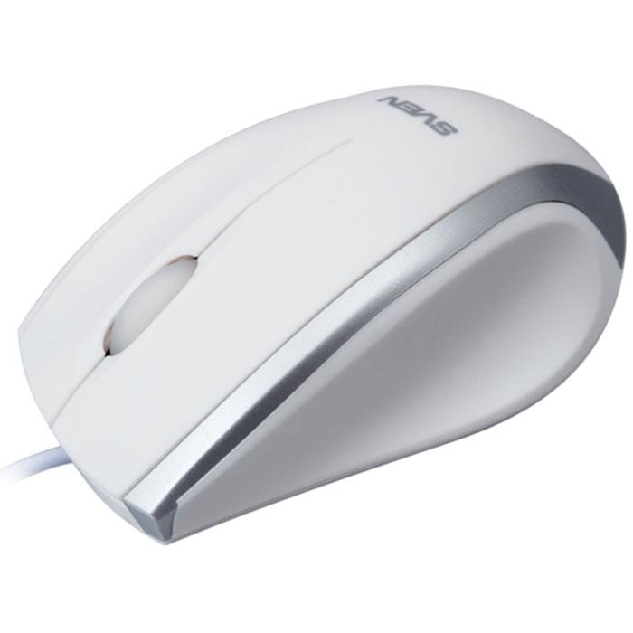 Sven RX-180, White мышь