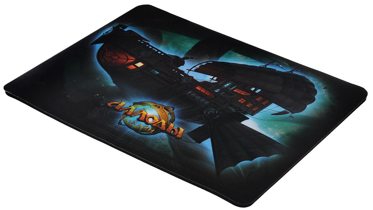 Allods Online, Black коврик для мыши
