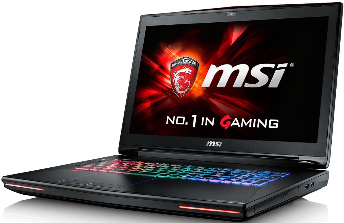 MSI GT72S 6QE-072RU Dominator Pro G, BlackGT72S 6QE-072RUMSI GT72S 6QE-072RU Dominator Pro G - стильный и мощный игровой ноутбук, выполненный с дискретной графикой в форм-факторе MXM, что означает возможность замены графического модуля и это значит GT72 отлично готов к будущим апгрейдам. Крышка ноутбука имеет вставку из тонкого листа алюминия, отделанного под шлифованный металл черного цвета. На крышке ноутбука красуется подсвечиваемый логотип в форме щита с драконом и зеркальный логотип компании MSI. Новейший процессор Intel Core i7 эффективней всех предшественников. Испытайте абсолютно новый способ взаимодействия с вашим компьютером. Способные понимать ваши движения, эмоции и голос процессоры Intel Core (Broadwell-H) поднимают компьютерную индустрию на новый уровень. Эксклюзивная технология от MSI, Super Raid 3, поднимает скорость чтения/записи данных на жёстком диске до 1600 Мб/сек и даже больше. Ключевой элемент здесь - четыре М.2 SSD и массив RAID0. Неудивительно, что Super Raid 3 признана самой продвинутой...