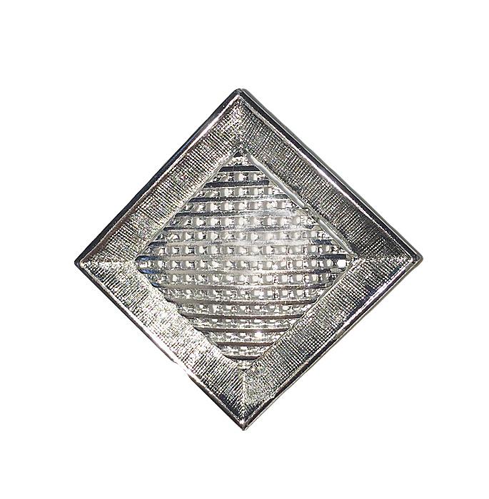 Винтажная брошь Классика от Sarah Coventry. Бижутерный сплав серебряного тона. Канада, 1970-е годыНечаева 051115-06Винтажная брошь Классика от Sarah Coventry. Бижутерный сплав серебряного тона. Канада, 1970-е годы. Размер броши 4 х 4 см. Сохранность отличная. Брошь маркирована Sarah Cov.
