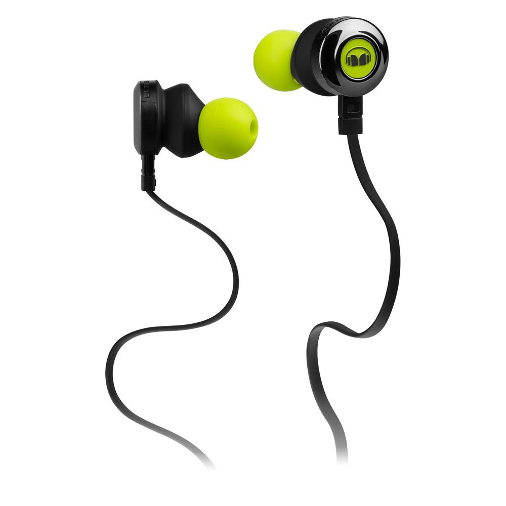Monster Clarity HD In-Ear, Green гарнитура128667Отличный дизайн Разница между тщательно разработанными наушниками и наушниками массового производства, идущими в комплекте со смартфоном или другим устройством, в том, что комплектные наушники выходят из строя через несколько месяцев. Выбросьте все стандартные аксессуары и откройте для себя всемирно известное качество наушников Monster. Высокий уровень комфорта Лучшие в своем классе наушники Clarity HD созданы в первую очередь для вашего удобства. Мы провели несколько тестирований, чтобы убедиться, что наушники подходят всем Лучший звук Вставные наушники Clarity HD обеспечивают превосходную шумоизоляцию и высококачественный звук Управление музыкой и вызовами Отвечайте на вызовы на Вашем смартфоне или переключайте музыкальные треки в одно касание с помощью встроенного пульта управления музыкой и вызовами ControlTalk. Микрофон высокой четкости без искажений передаст Ваш голос во время...