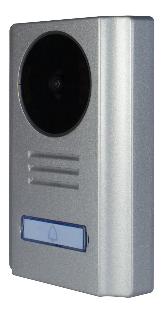 Tantos Stuart-1 вызывная панельStuart-1Вызывная панель цветного видеодомофона для коттеджей с возможностью управления замком калитки и воротами. Стандартная, четырех проводная схема подключения или пяти проводная при использовании функции открывания ворот.