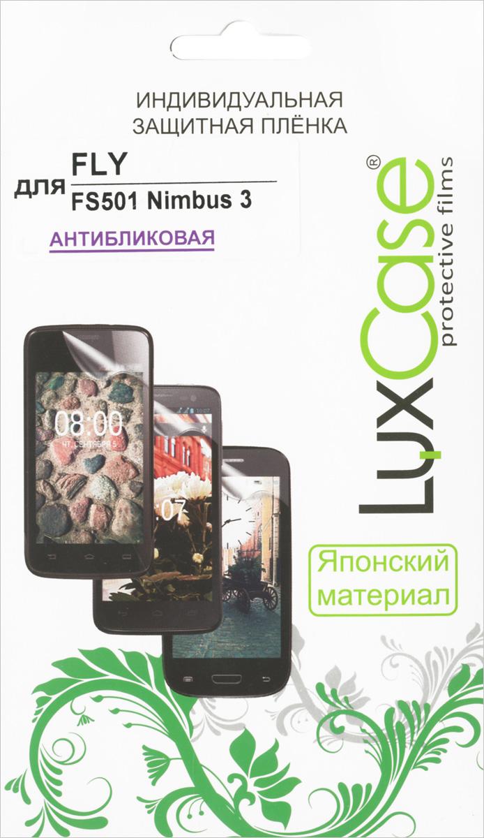 Luxcase защитная пленка для Fly FS501 Nimbus 3, антибликовая