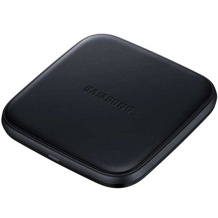 Samsung EP-PA510 mini-2, Black беспроводное зарядное устройствоEP-PA510BBRGRUС беспроводным зарядным устройством Samsung EP-PA510 mini-2, поддерживающим стандарт QI вы забудете о раздражающих проводах, сложностях с подключением кабеля к разъёму смартфона, а также других неприятностях, связанных с традиционным способом зарядки мобильного устройства. Совместимость прямая: Galaxy S6 edge+, Galaxy S6 edge, Galaxy S6. Остальные модели - через специальные чехлы (S Charger Cover или Wireless Charging S ).