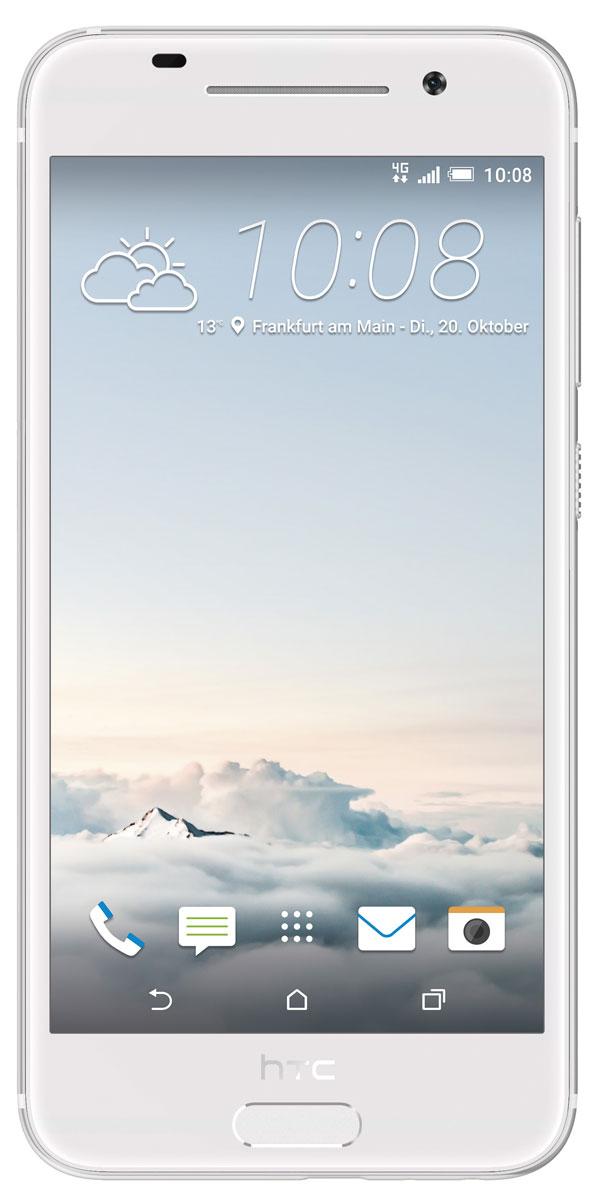 HTC One A9, Opal Silver99HAHB041-00HTC One A9 — это тонкий металлический корпус, элегантная отделка и лицевая сторона, полностью защищенная Corning Gorilla Glass. Смартфон представлен в нескольких потрясающих цветах. Откройте в себе талант фотографа! Наличие системы оптической стабилизации (OIS) с быстрой фокусировкой означает, что каждая картинка будет четкой и яркой. Режим Профи позволяет снимать в формате RAW, который сохраняет наиболее полную информацию об изображении, позволяя использовать возможности фотокоррекции прямо в смартфоне. Функция Hyperlapse даст возможность выбрать степень ускорения видео, чтобы добавить им выразительности. HTC One A9 оснащен роскошным энергоэффективным Full HD-экраном с диагональю 5 дюймов, обеспечивающим широкий цветовой охват. Яркие цвета и графика в ваших играх и фильмах не померкнут даже под прямыми лучами солнца. Система оптической стабилизации изображения Камера 13 Мпикс и система оптической стабилизации изображения (OIS)...