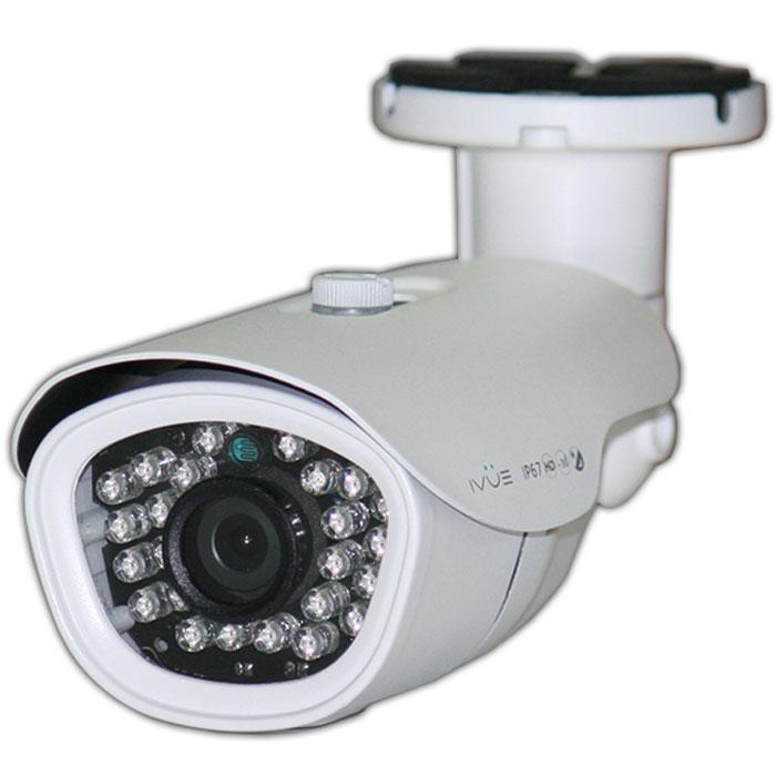 IVUE HDC-OB10F36-20 камера видеонаблюдения2000000000060Наружная всепогодная AHD камера IVUE HDC-OB10F36-20 оснащена новейшим стандартом H.264, который значительно повышает эффективность сжатия видеопотока при сохранении высокого качества. Детектор движения – специальный датчик, отслеживающий изменения градиента разницы между кадрами во времени. Видеокамера IVUE HDC-OB10F36-20 с датчиком движения может вести предзапись до определённого события, такого как обнаружение движения, что существенно сокращает объёмы записанной информации, экономит электроэнергию, а так же облегчает дальнейший поиск событий при монтаже видеозаписей. ИК фильтр – это цветной фильтр света, блокирующий инфракрасные волны. С его помощью можно получить реальные цвета объекта при видеонаблюдении в тёмное время суток или на слабоосвещенных точках наблюдения, а так же позволяет расширить возможности цветокоррекции. Инфракрасные светодиоды IVUE HDC-OB10F36-20 автоматически активируются при наступлении тёмного времени суток, либо при...