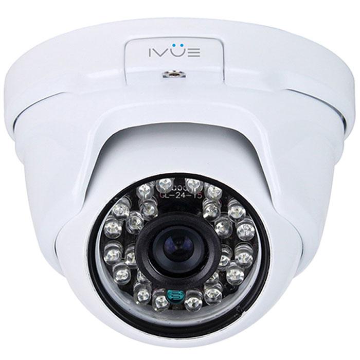 IVUE HDC-OD13F36-20 камера видеонаблюдения2000000000046Внешняя миниатюрная антивандальная купольная AHD камера IVUE HDC-OD13F36-20 оснащена новейшим стандартом H.264 значительно повышающим эффективность сжатия видеопотока при сохранении высокого качества. ИК фильтр – это цветной фильтр света, блокирующий инфракрасные волны. С его помощью можно получить реальные цвета объекта при видеонаблюдении в тёмное время суток или на слабоосвещенных точках наблюдения, а так же позволяет расширить возможности цветокоррекции. Детектор движения – специальный датчик, отслеживающий изменения градиента разницы между кадрами во времени. Видеокамера IVUE HDC-OD13F36-20 с датчиком движения может вести предзапись до определённого события, такого как обнаружение движения, что существенно сокращает объёмы записанной информации, экономит электроэнергию, а так же облегчает дальнейший поиск событий при монтаже видеозаписей. Инфракрасные светодиоды IVUE HDC-OD13F36-20 автоматически активируются при наступлении тёмного времени суток,...