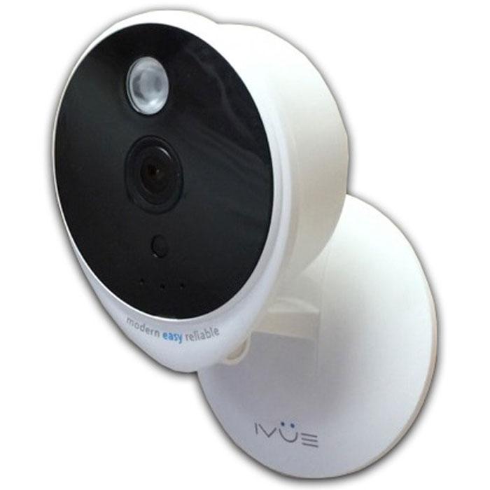 IVUE T1 IP камера видеонаблюдения4650067651125Беспроводная WiFi IP камера IVUE T1 имеет формат сжатия Н.264 и разрешение 1mpx, что делает возможным высококачественную передачу видео и аудио сигнала в сеть. Камера имеет ИК подсветку в темное время суток, ИК фильтр для улучшения качества изображения, аудио вход и выход, встроенные микрофон и динамики, а так же детектор движения и детектор звука. Кроме того, камера совместима со смартфонами iPhone, Android и Blackberry, а так же поддерживает просмотр через интернет, используя стандартный браузер или специальную программу CMS. Наличие слота для SD карты позволяет использовать ее для записи при срабатывании детектора. С помощью этой камеры можно удалённо наблюдать за детьми в квартире, за своим домом, за работой офиса или магазина. Камера позволяет с SD карты, сохранять видеоархив в Облачное хранилище DropBox. Высокое разрешение видео 1280 х 720 Совместимость с iPhone, iPad, Android Встроенные микрофон и динамики Простое подключение по технологии p2p,...