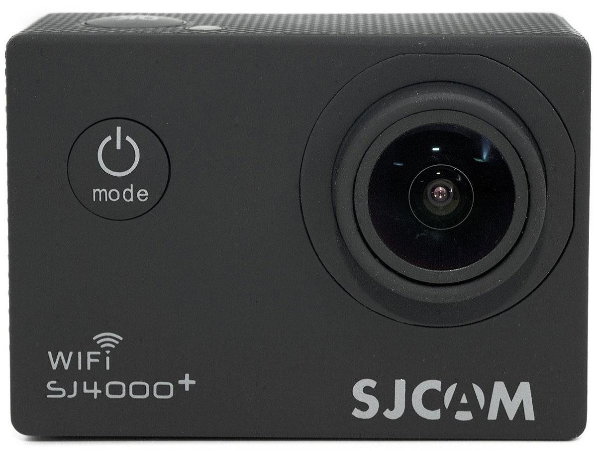 SJCAM SJ4000 Plus, Black экшн-камера000051187Экшн камера SJCAM SJ4000 Plus является продолжением четвертой линейки лучших спортивных камер в своей ценовой категории. Как и предыдущие модели, SJ4000 Plus работает на чипсете Novatek 96660, имеет 1,5 дюймовый экран, широкоугольный объектив, литий-ионный аккумулятор емкостью 900 мАч и обладает схожими характеристиками с моделью SJ4000 WIFI, но имеет весомое преимущество перед ней, а именно видеосъёмку в следующих режимах: 2К (2560 x 1440 px) с частотой 30 кадров в секунду; FULLHD 1080P (1920 х 1080 px) с частотой 60 и 30 кадров в секунду; HD (1280 х 720 px) с частотой 120 кадров в секунду; Благодаря встроенному модулю Wi-Fi, камерой можно управлять на расстоянии до 10 м! Для этого достаточно установить приложение SJCAM SJ4000 Plus на iOS или Android устройство и использовать его в качестве пульта дистанционного управления и/или для трансляции видеосигнала. В стандартную комплектацию SJCAM SJ4000 Plus входит обновлённый аквабокс с...