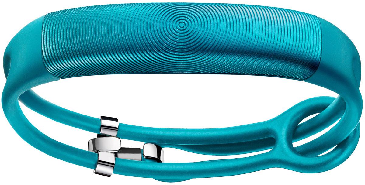 Jawbone UP2, Turquoise Circle фитнес-браслетJL03-6666CEI-EMКогда человек здоров, его красота исходит изнутри. Именно эта идея стала основополагающей при разработке трекера Jawbone UP2. Внутри ультрасовременные технологии отслеживают физическую активность, режим сна, дневник питания и многое другое. Снаружи трекер UP2 — само воплощение стиля. Новые цвета и новая легкая конструкция браслета делают UP2 невероятно стильным устройством. Если вы думаете, что в фитнес-трекерах мало стильного — подумайте еще раз. Благодаря невероятному выбору цветов и новой легкой конструкции ремешка трекер Jawbone UP2 не может не обратить на себя внимание. Это аксессуар, который стильно носить. У вас есть свой персональный стиль. Теперь у вас есть свой трекер. Именно в этом проявляется настоящая польза трекера. Это личный тренер, который знает вас, как друг. Smart Coach побуждает вас принимать осознанные здоровые решения и попутно помогает отмечать успехи. А знаете, что самое лучшее? Чем дольше вы носите браслет UP2, тем более...