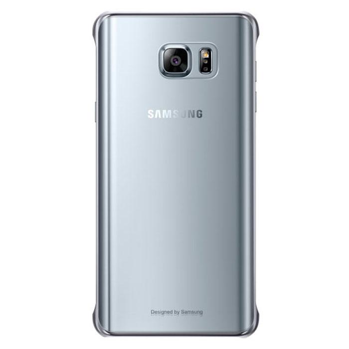 Samsung EF-QN920 Glossy Cover чехол для Galaxy Note 5, SilverEF-QN920MSEGRUОригинальный чехол Samsung Glossy Cover для Galaxy Note 5 надежно защитит ваш смартфон при случайном падении. Чехол гармонично смотрится, практически не увеличивая размеров устройства. Он оснащен необходимыми отверстиями под порты и камеру. Необычный внешний вид чехла подчеркнет ваш стиль и индивидуальность.