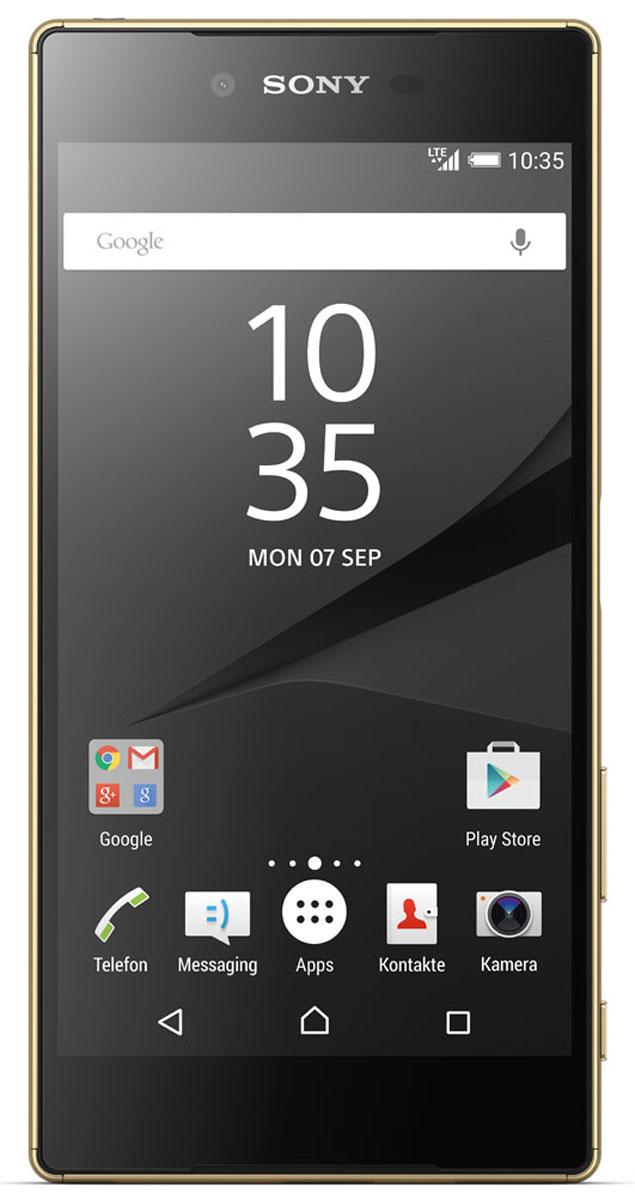 Sony Xperia Z5 Premium, GoldE6853GoldПредставьте смартфон с ярким, четким дисплеем, в котором использованы лучшие телевизионные технологии Sony. Этот смартфон - Xperia Z5 Premium. Его 5,5-дюймовый дисплей имеет разрешение 4K Ultra HD, что в четыре раза больше, чем Full HD. Sony Xperia Z5 Premium делает гигантский прорыв в видеотехнологиях: каждый дюйм дисплея разбит на 806 пикселей, что делает изображение необычайно четким. Плотность пикселей в 10 раз выше, чем на телевизорах Full HD TV, и вдвое выше, чем на большинстве смартфонов. Смартфон верен фирменному стилю Xperia: он доступен с хромированной, черной и золотой отделкой, а его задняя панель имеет зеркальную поверхность. С Xperia Z5 Premium вы можете снимать видео в разрешении 4K, которое в четыре раза выше, чем Full HD. О качестве изображения позаботятся различные видеотехнологии Sony, в том числе SteadyShot, отвечающая за то, чтобы картинка не дрожала. В кнопку питания на Xperia Z5 Premium встроен...