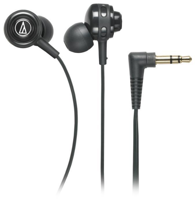 Audio-Technica ATH-COR150, Black наушникиATH-COR150 BKAudio-Technica ATH-COR150 – вставные наушники с акцентированными басами. Модель бросает вызов более массивным наушникам, доказывая что миниатюрная форма может также выдавать потрясающий эффект басов без ущерба ясности звука. Модель отличается превосходной эргономикой. В комплектацию входит катушка для намотки кабеля, предотвращающая его спутывание. Другая особенность модели – это наличие специального фиксатора кабеля, благодаря которому наушники можно фиксировать за ухом, позволяя слушателю выбирать два варианта ношения наушников: традиционный способ с ниспадающим кабелем либо способ заушного крепления с помощью фиксатора, что особенно актуально при занятиях спортом. Легкость переноски и хранения благодаря катушке для намотки кабеля.