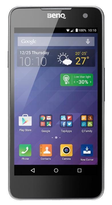 BenQ T47, Chic Gray9H.G26AA.D01BenQ T47 это компактный смартфон, обладающий рядом преимуществ. Практически все особенности устройства заключаются в его технических характеристиках. Первое, что бросается в глаза, конечно же, яркий 4,7 дюймовый дисплей с широкими углами обзора и HD разрешением. На один дюйм экрана смартфона приходится приблизительно 312 пикселя, а значит, изображение будет не только ярким, но и предельно детализированным и четким. Фирменная технология уменьшает уровень синего цвета, защищая Ваши глаза от стресса и напряжения. На экране удобно просматривать видео высокого разрешения, а также играть в современные игры. Поклонники фотографий по достоинству оценят основную камеру на 8 Мп. Для осуществления видеозвонков и создания снимком имеется фронтальная камера на 2 Мп. BenQ T47 работает в сетях LTE (Cat.4) обеспечивая скорость скачивания до 150 Мбит/с. Не ограничивайте себя в общении, информации и последних новостях. Продолжайте пользоваться высокоскоростным интернетом даже за...