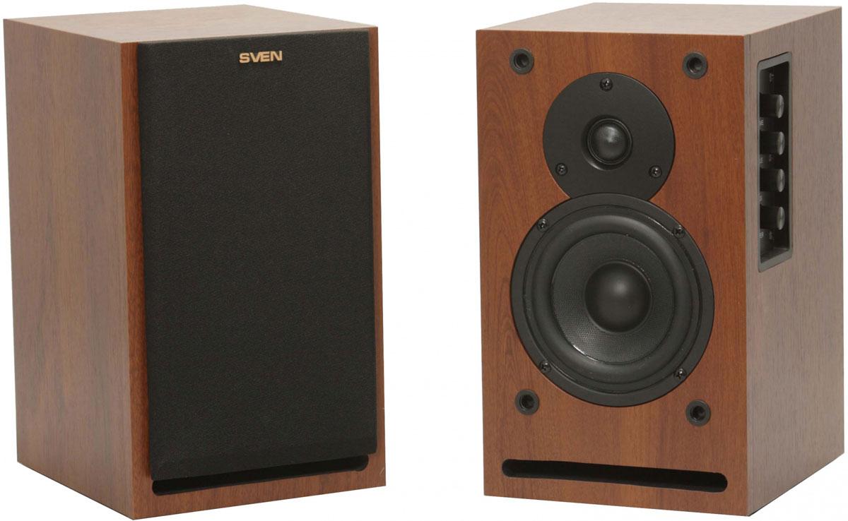 Sven SPS-700, Walnut акустическая система 2.0 ( SV-0120700WN )