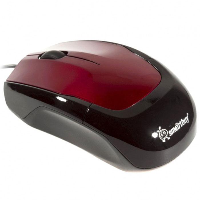 SmartBuy SBM-307, Red мышь