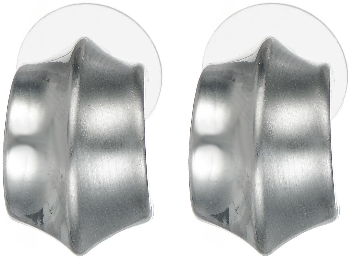Серьги Taya, цвет: серебристый. T-B-6034T-B-6034-EARR-SILVERСтильные серьги Taya выполнены из металлического сплава. Застегиваются серьги на замок-гвоздик. Серьги Taya подчеркнут ваш стиль и помогут внести разнообразие в привычный образ.