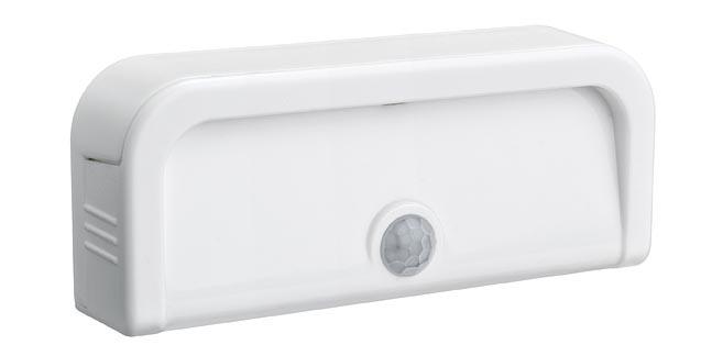 Светильник MrBeams MB700, беспроводной, с датчиками движения и освещенности, LED подсветка, 15 люмен, белый, 4 х ААА