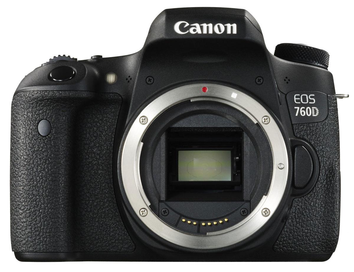 Canon EOS 760D Body цифровая зеркальная фотокамера canon eos 760d t6s dslr camera body
