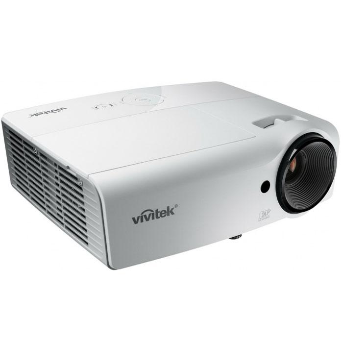 Vivitek D554 мультимедийный проекторD554Модель Vivitek D554 приходит на смену хиту продаж – проектору Vivitek D556. Новинка может быть использована как в офисе, так и учебной аудитории, обладает современным дизайном и небольшими габаритами, а также привлекает доступной ценой. Особо следует отметить новую высокоэффективную лампу, способную проработать до 10 000 часов. Порт MHL для подключения мобильных устройств Обновленный корпус Сниженный уровень шума Чип: 0.55 DMD Максимальное поддерживаемое разрешение: WUXGA (1600х1200) Оптимальное разрешение: 800х600 Проекционная система: DLP Проекционное отношение: 1.92 - 2.14:1 Параметры объектива: F/2.52-2.73 мм, f/21.8-24 мм Зум, фокусировка: 1.1x Оффсет: 114%