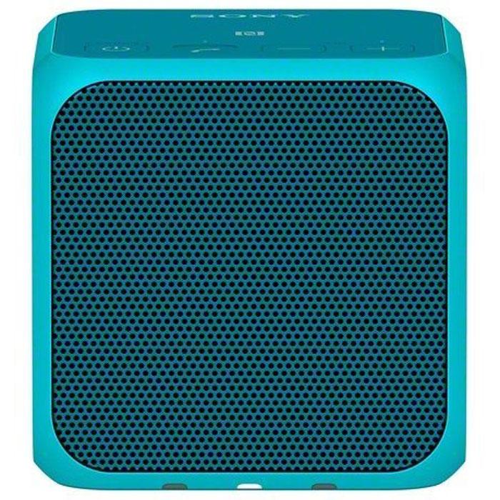 Sony SRS-X11, Light Blue портативная акустическая система