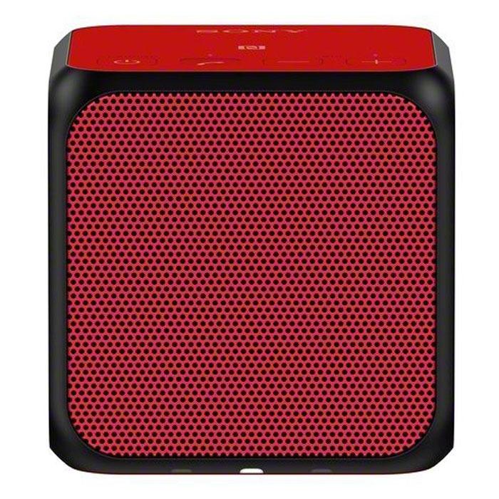 Sony SRS-X11, Red портативная акустическая системаSRSX11R.RU7Двойные пассивные излучатели для создания отличных басов даже в компактном корпусе. Два пассивных излучателя находятся с правой и левой стороны компактного корпуса в форме куба. Благодаря давлению воздуха, полученное от динамиков мощностью 10 Вт, эти излучатели обеспечивают достойное звучание басов, несмотря на скромные размеры Sony SRS-X11. Прослушивание в одно касание для мгновенного воспроизведения музыки. Благодаря технологии NFC (Near Field Communication) больше не нужны ни провода, ни сложные подключения. Достаточно приложить смартфон или другое NFC-совместимое устройство к N-метке на корпусе, и сразу же начнется воспроизведения музыки. Нет NFC? Ничего страшного. Сопряжение можно также установить вручную в разделе настроек Bluetooth. Используйте два устройства одновременно для создания стереозвука или равномерно распределенного звучания. Подключив два устройства Sony SRS-X11 по Bluetooth, вы можете выбрать воспроизведение в...
