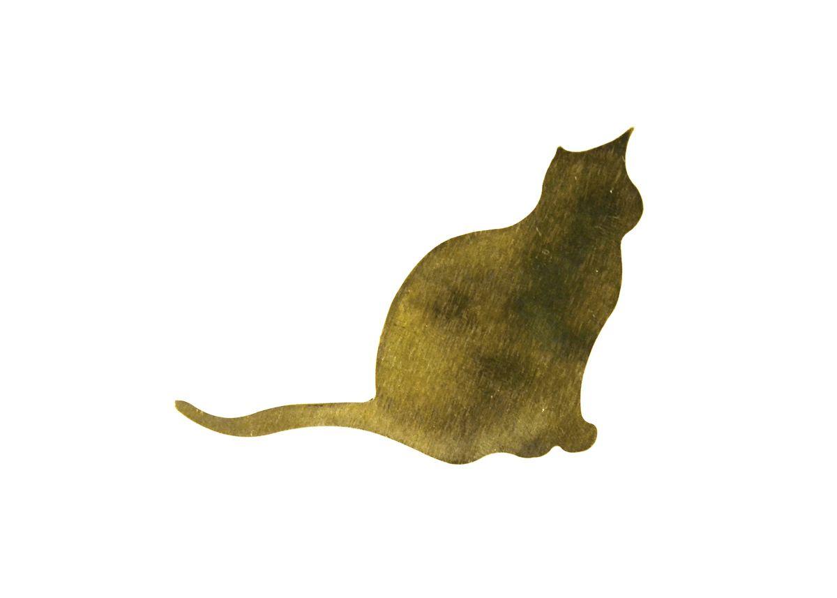 Брошь Polina Selezneva Кошка, цвет: золотистый. 027-0002027-0002Стильная брошь Polina Selezneva Кошка выполнена в виде кошечки из ювелирного сплава на основе латуни. Изделие застегивается на английскую булавку. Оригинальная брошь Polina Selezneva Кошка придаст вашему образу изюминку, подчеркнет красоту и изящество вечернего платья или преобразит повседневный наряд.