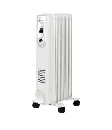 Ballu Comfort BOH/CM-07WD масляный радиаторBOH/CM-07WDNМаслонаполненный радиатор BALLU – это мобильный и современный прибор, выполненный в эксклюзивном дизайнерском решении. Антикоррозийный состав защищает модель от негативных воздействий внешней среды, матовое текстурное покрытие увеличивает теплоотдачу на 20%, а высокоточный термостат нового поколения автоматически поддерживает температуру в помещении.