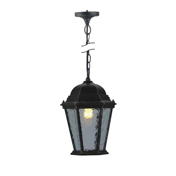 Светильник уличный Arte Lamp Genova A1205SO-1BNA1205SO-1BN
