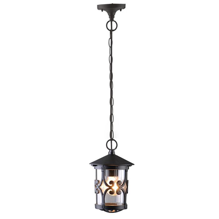 Светильник уличный Arte Lamp Persia A1455SO-1BKA1455SO-1BK