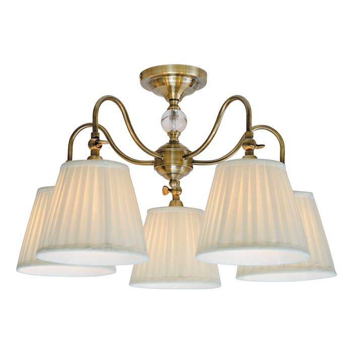Светильник потолочный Arte Lamp SEVILLE A1509PL-5PBA1509PL-5PB