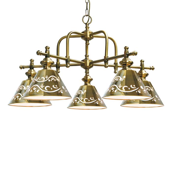 Светильник подвесной Arte Lamp KENSINGTON A1511LM-5PBA1511LM-5PB