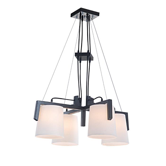 Светильник подвесной Arte Lamp FERRO A2117LM-4BRA2117LM-4BR