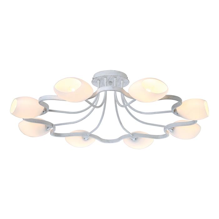 Светильник потолочный Arte Lamp Liverpool A3004PL-8WAA3004PL-8WA