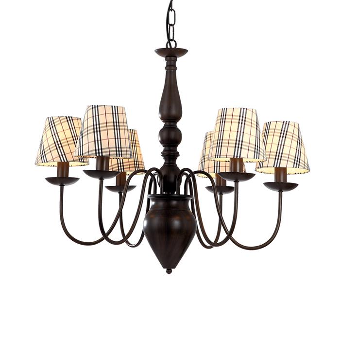 Светильник подвесной Arte Lamp Scotch A3090LM-6CKA3090LM-6CK