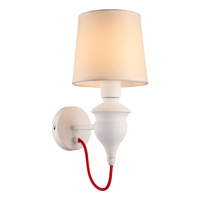 Светильник настенный Arte Lamp SERGIO A3325AP-1WHA3325AP-1WH