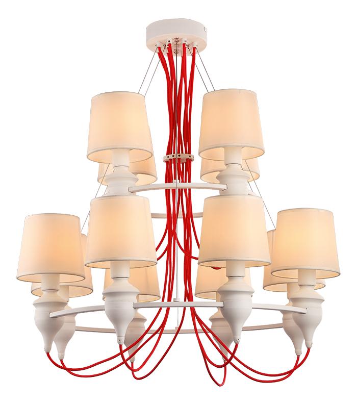 Светильник подвесной Arte Lamp SERGIO A3325LM-8-4WHA3325LM-8-4WH