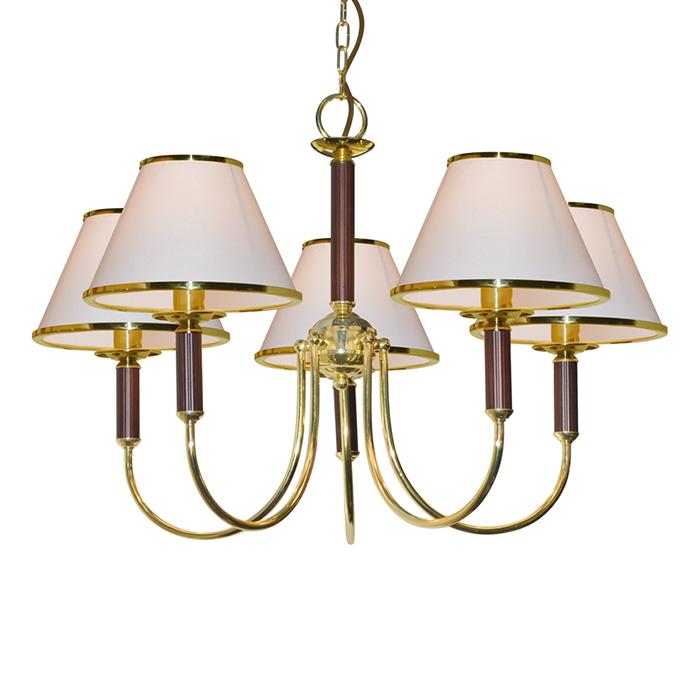 Светильник подвесной Arte Lamp Cathrine A3545LM-5GOA3545LM-5GO