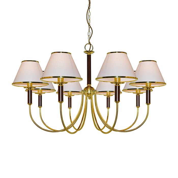 Светильник подвесной Arte Lamp Cathrine A3545LM-8GOA3545LM-8GO
