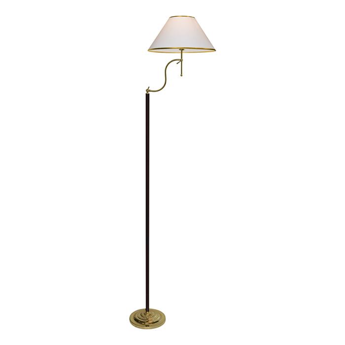 Светильник напольный Arte Lamp Cathrine A3545PN-1GOA3545PN-1GO