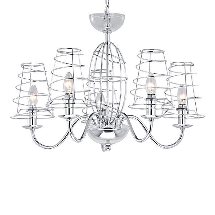 Светильник подвесной Arte Lamp CAGE A4320LM-5CCA4320LM-5CC