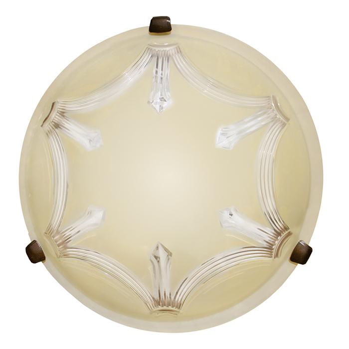 Светильник настенно-потолочный Arte Lamp Beams A4330PL-2ABA4330PL-2AB