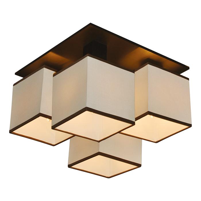 Светильник потолочный Arte Lamp Quadro A4402PL-4BKA4402PL-4BK