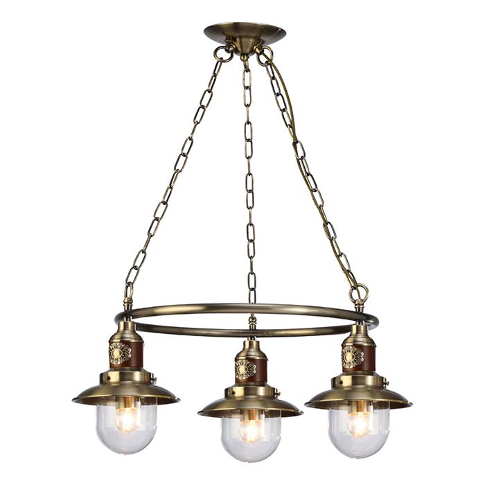 Светильник подвесной Arte Lamp SAILOR A4524LM-3ABA4524LM-3AB