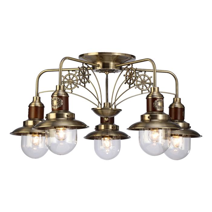 Светильник потолочный Arte Lamp SAILOR A4524PL-5ABA4524PL-5AB