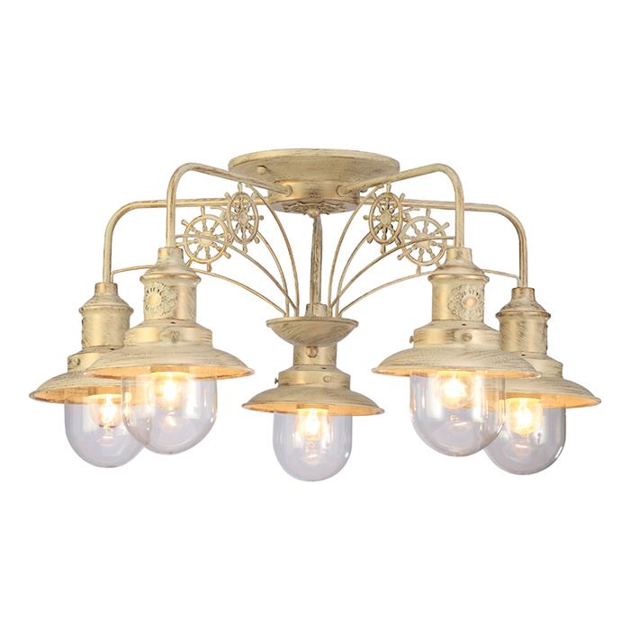 Светильник потолочный Arte Lamp SAILOR A4524PL-5WGA4524PL-5WG